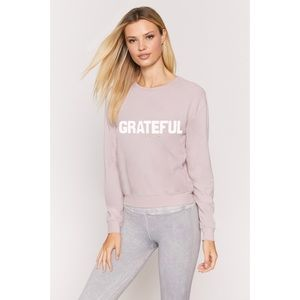 Spiritual Gangster Grateful Pullover Size XS NWT